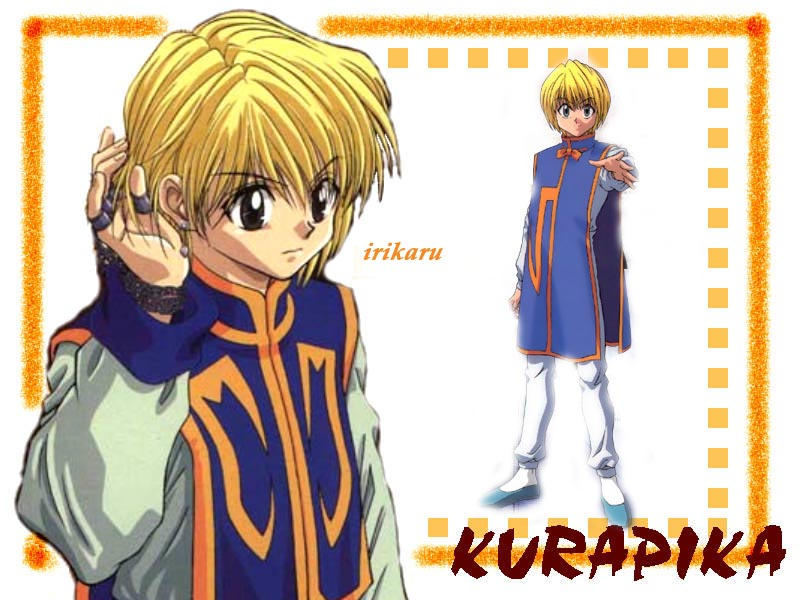 Kurapika Wallpaper Backgrounds Kurapika Wallpaper BackgroundsKurapika Wallpaper Backgrounds