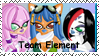 Team Element :stamp: by irikaru