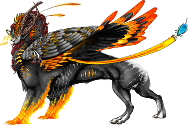 Burning Desire - Demon Consept by ObloquyCondemed