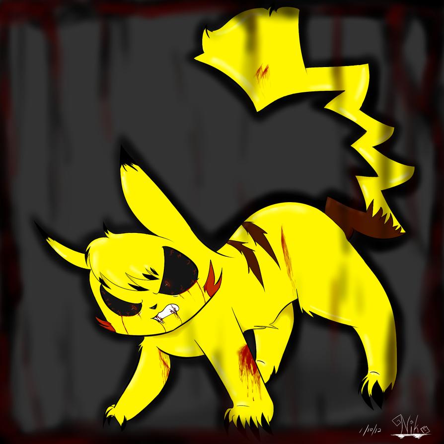 evil pikachu wallpaper - photo #47