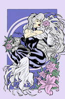 Tiger Lilly - Flats by Kittensoft