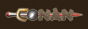 Modified Conan Logo by Kittensoft