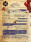 Asylum Registration Form by Kittensoft