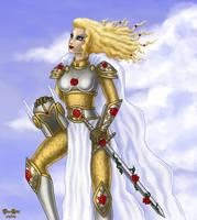 Rose Knight by Kittensoft