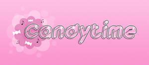 Candytime Logo by Kittensoft