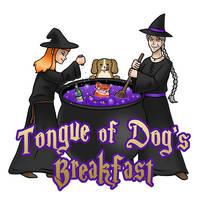 Tongue of Dog's Breakfast Logo by Kittensoft