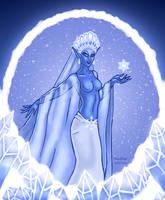 Princess Snow Kaguya by Kittensoft