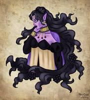 Queen Nehellenia by Kittensoft