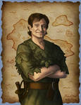 Robin Williams - Peter Pan