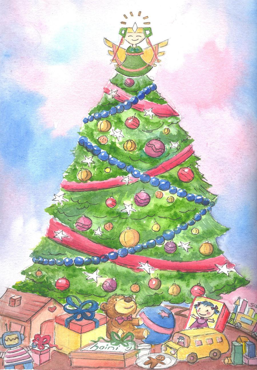 feliz navidad by sandsandra