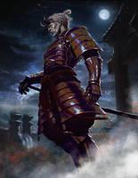 Blind Samurai