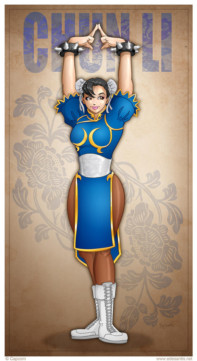 ChunLi by SuperEdco