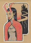 The Horned Queen