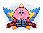 Kirby 20th Anniversary Fan Art Tribute Logo