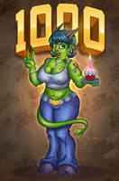 Dragon Girl Celebration by SuperEdco