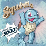 Squirtle 5000!