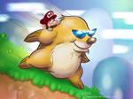 Mario's Blacklist - Mega Mole!