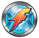 King of Fighters 20th Anniversary Logo