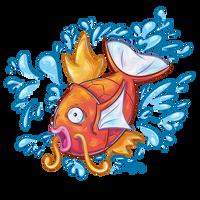 MAGIKARP used SPLASH! by SuperEdco