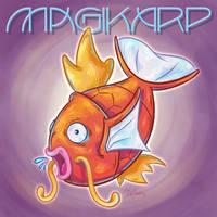 Magikarp by SuperEdco
