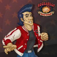 Kondo Kazuzi, Rockabilly Beatdown by SuperEdco