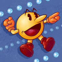 Pac-Man by SuperEdco