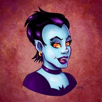 Vampiresa by SuperEdco