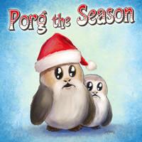 Merry Porgmas by SuperEdco