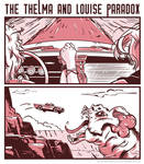 The Thelma and Louise Paradox