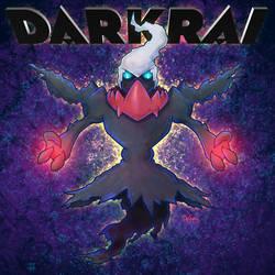 Darkrai by SuperEdco