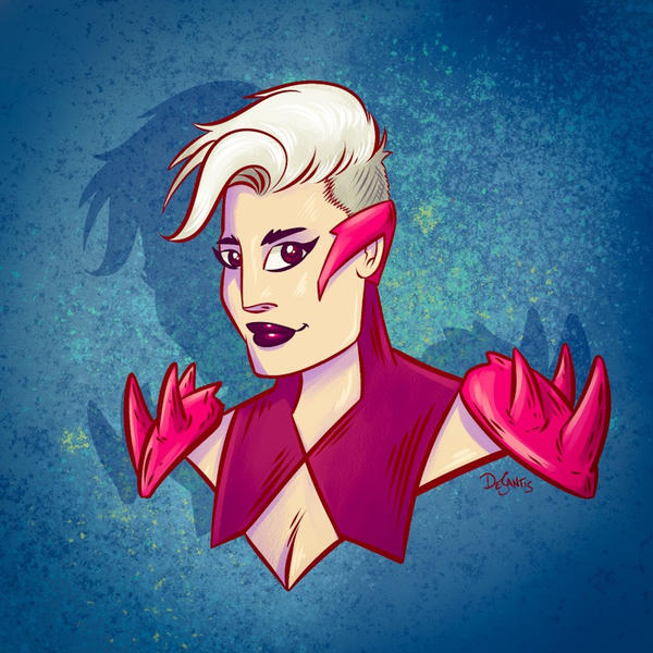 Scorpia by SuperEdco