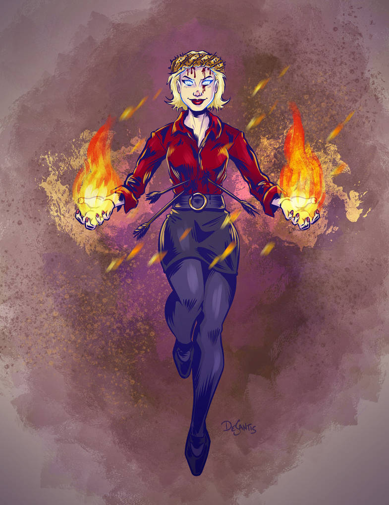 Sabrina Spellman - Herald of Hell by SuperEdco