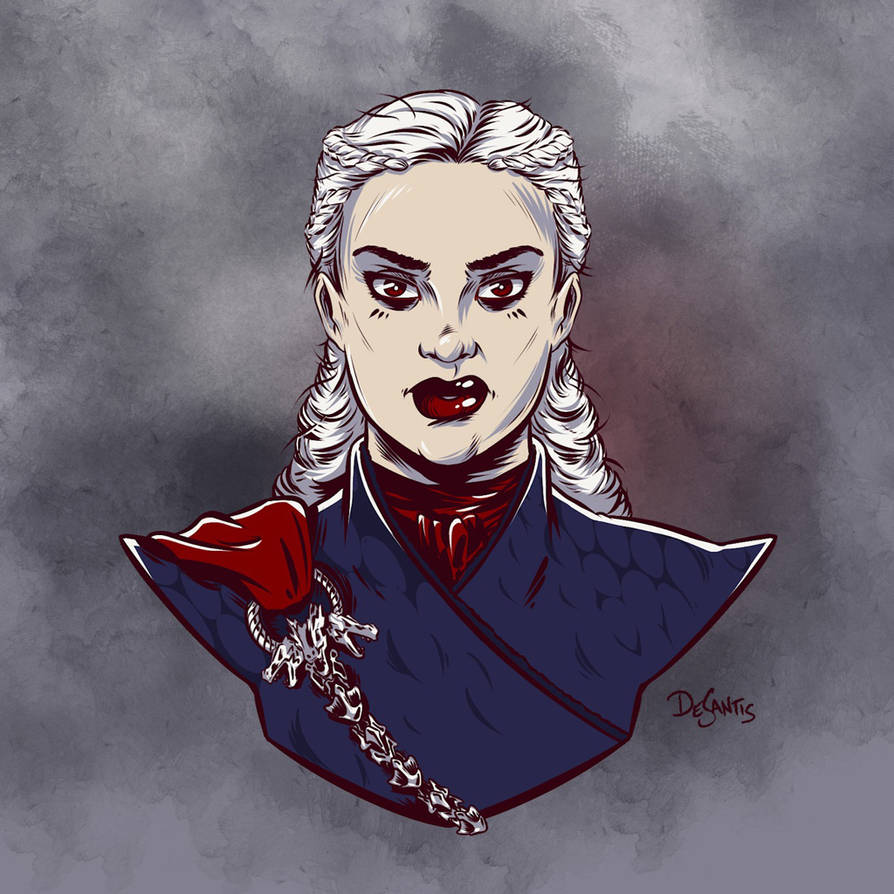 Daenerys by SuperEdco