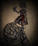 Bioshock 2 Illustration - A2 Art