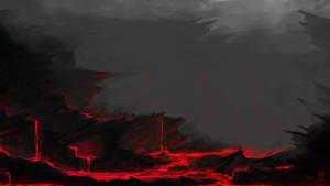 Lava environment
