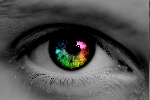 Rainbow Eye by Juraiko1324