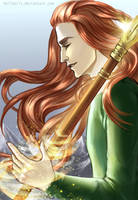 Loki by Hellaeris