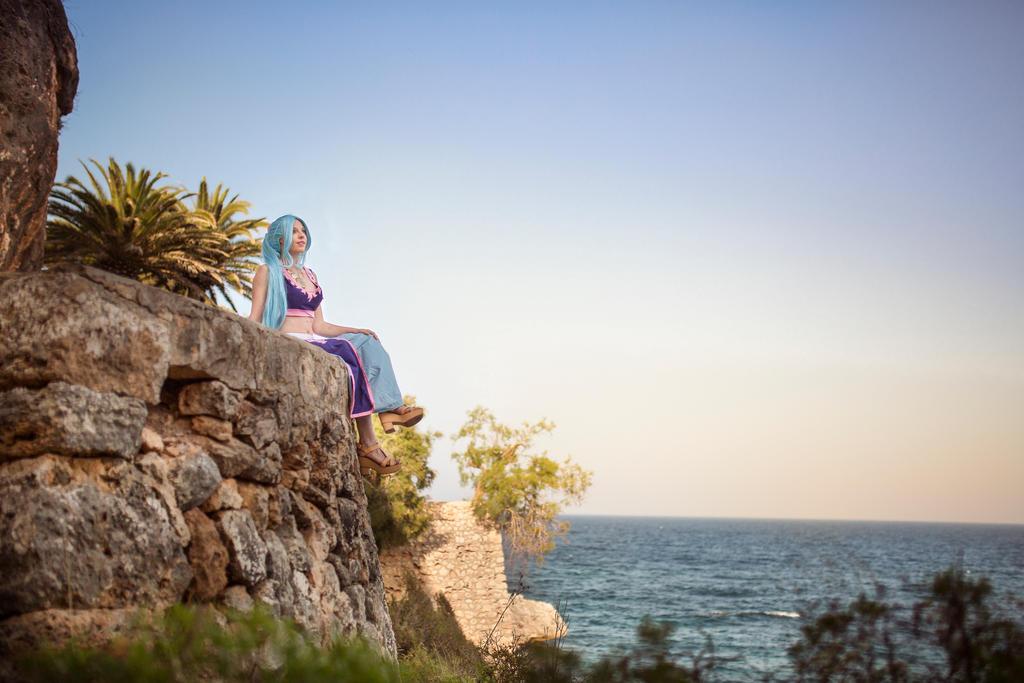 Vivi Nefertari: Horizont by princess-soffel