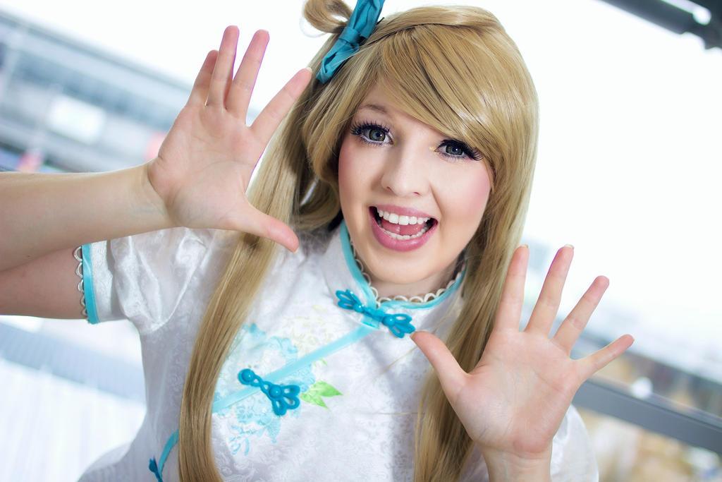 Kotori Minami: Happy Smile! by princess-soffel