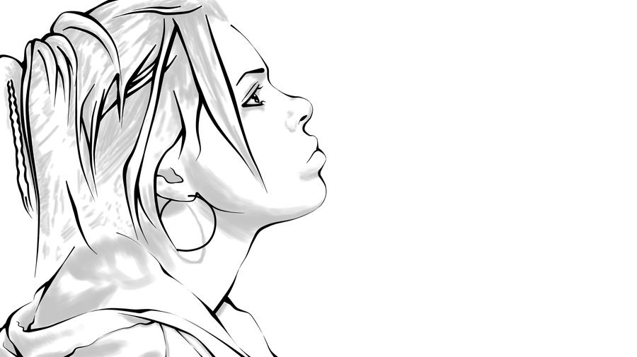 Rose Tyler by DaftDarling