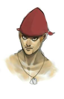 Doodle headbandman