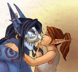 Troll Kissies