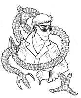 Doctor Octopus by aureath