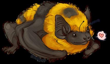 Bee Bat by aureath