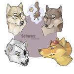 Schwarz Wolves OC
