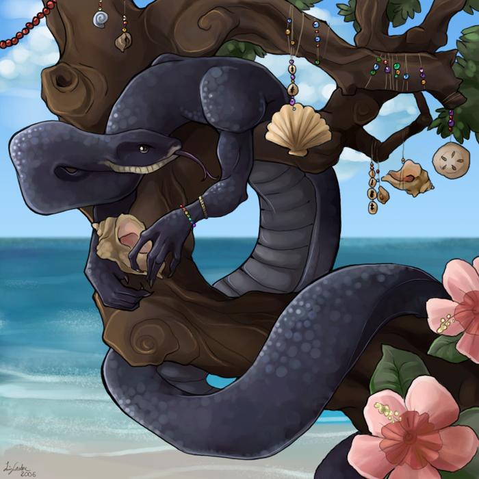 Serpentes by aureath