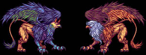 Gryphus by Pixelturtle