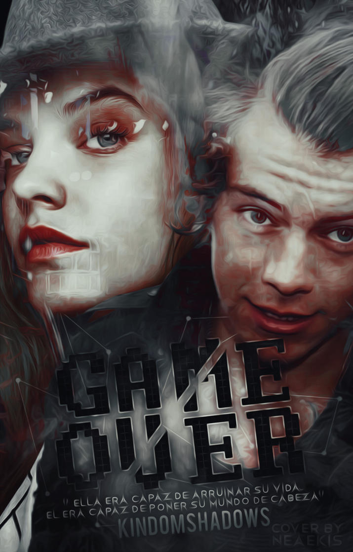 Wattpad Book Cover : Game over wattpad cover by neaekis on deviantart