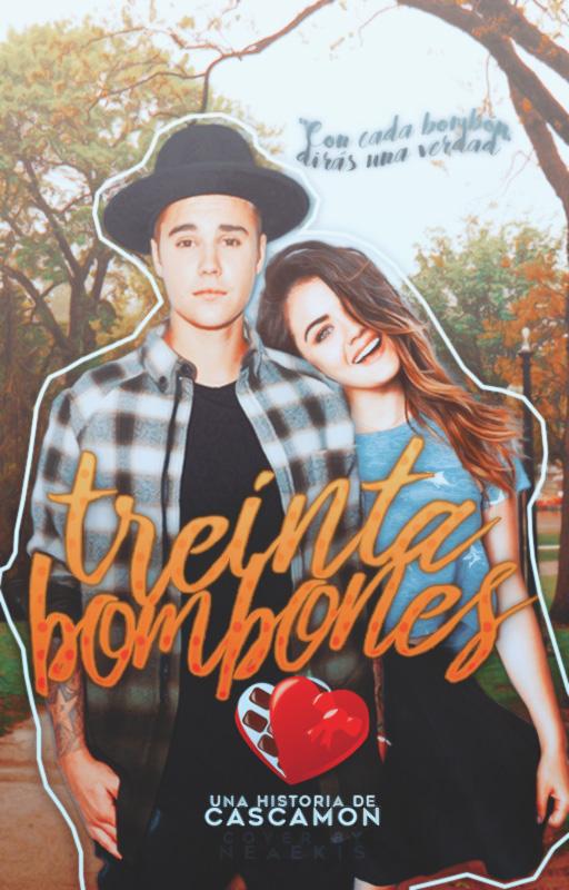 Treinta Bombones / WATTPAD COVER by neaekis