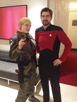 The Adventures of Starbuck and Riker